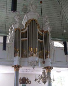 Vredeskerk orgel