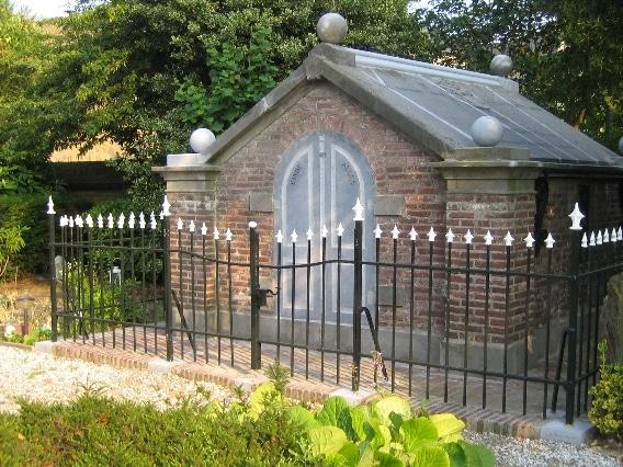 begraafplaats monument